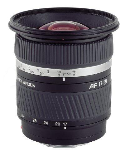Konica Minolta AF 2,8-4/17-35 mm (D) Objektiv (35mm Minolta Kamera)