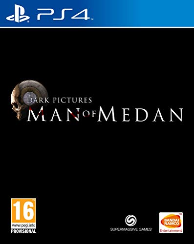 The Dark Pictures Anthology - Man of Medan (PS4) Best Price and Cheapest
