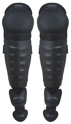 damascus-dsg100-hard-shell-shin-guards-with-non-slip-knee-pads-x-large-by-damascus-protective-gear