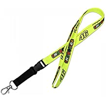 Valentino Rossi VR46 Moto GP The Doctor Lanyard Oficial 2018