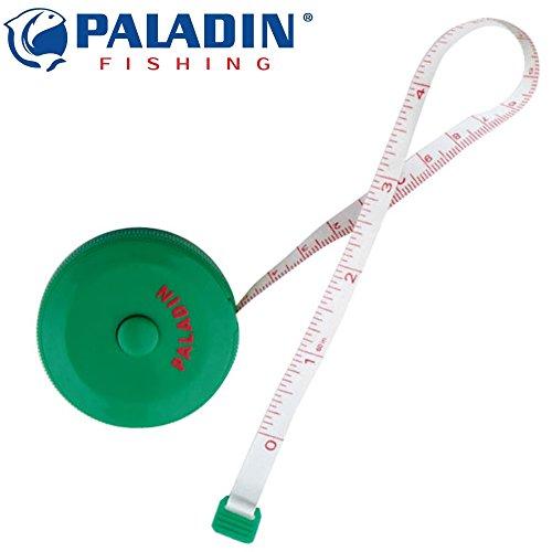 Preisvergleich Produktbild Paladin Maßband,  Fische messen,  Angelmaßband,  Anglermaßband,  Fische messen,  Fischmaßband