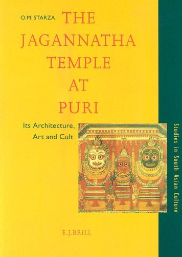 The Jagannatha Temple at Puri: Its Architecture, Art and Cult (Studies in South Asian Culture) por Starza