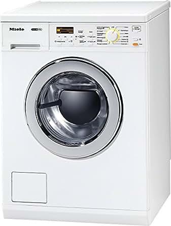 Miele WT 2796 WPM machine à laver avec sèche linge - machines à laver avec sèche linge (Charge avant, Autonome, Blanc, Droite, A, boutons, Rotatif)