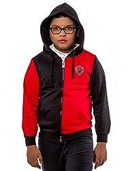 BOB Kids Winter wear sweatshirt jacket for 8-9 years boys.