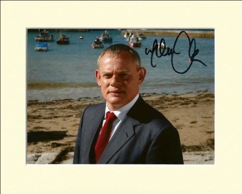 martin-clunes-doc-martin-signed-autograph-photo-print-in-mount
