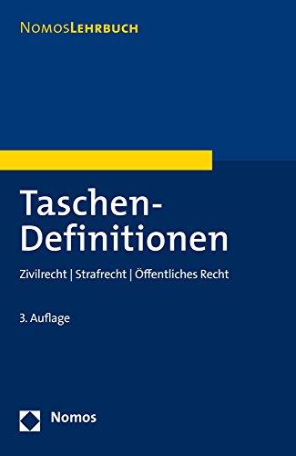 taschen-definitionen-zivilrecht-strafrecht-offentliches-recht-nomoslehrbuch