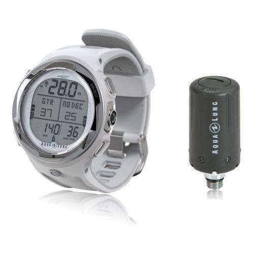 Aqualung Tauchcomputer i450 im Uhrenformat mit Sender
