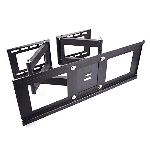 prezzo Vemount TV Staffa a parete VESA 600 mm x 400 mm Máx.45 kg per TV 30-70 pollici schermo LCD LED TV per all'angolo con Rotazione e Inclinazione