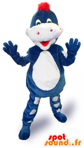 mascotte-spotsound-amazon-de-dragon-bleu-danone-mascotte-spotsound-amazon-gervais