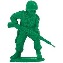 Tropas del Ejército - conjunto de 32 figuras de plástico