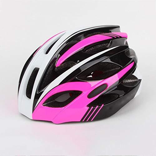 Ultraleichtes Gewicht - Premium-Qualität - Airflow-Fahrradhelm für Rennrad und Mountainbike - Sicherheitsgeprüfte Fahrradhelme für erwachsene MännerFrauen,...
