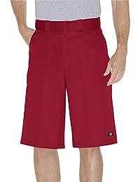 Dickies Pantalones Cortos De 13 Pulgadas Corte Holgado Trabajo Multibolsillos