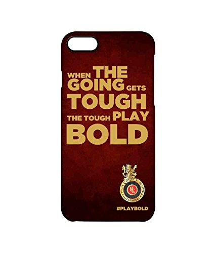 Macmerise Licensed Royal Challengers Bangalore RCB Pro Case for iPhone 7
