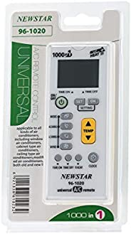 96-1020 NEWSTAR The remote control is suitable for most or all models of air conditioners of all brands manufa