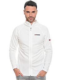 Geographical Norway - Micro Polaire Geographical Norway Trillon Fullzip Blanc