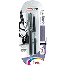 Pincel recargable de tinta permanente Pocket Brush