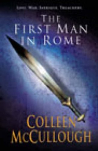 First Man In Rome (Masters of Rome)
