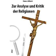 Zur Analyse und Kritik der Religionen