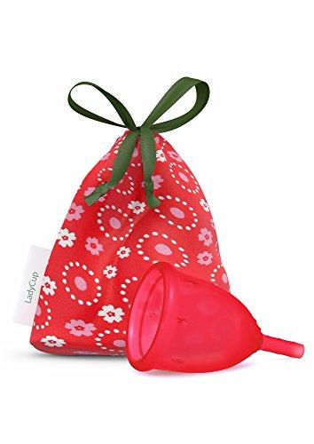 LadyCup Wild Cherry L(arge) Menstruationstasse groß -031
