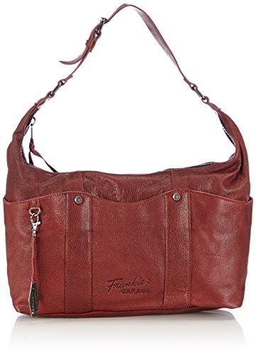Frankie's Garage Cheyenne, sacs à main Rot (darkred 043)