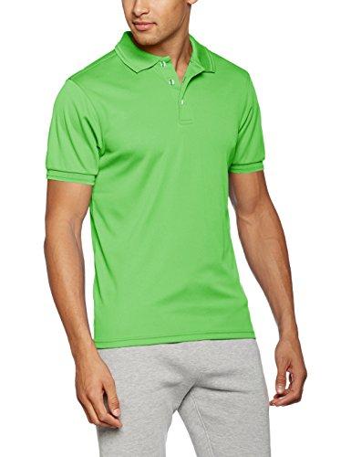 James & Nicholson Herren Poloshirt Men´s Active Polo Grün (Green)