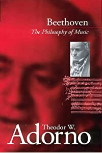 Beethoven The Philosophy Of Music from Polity Press