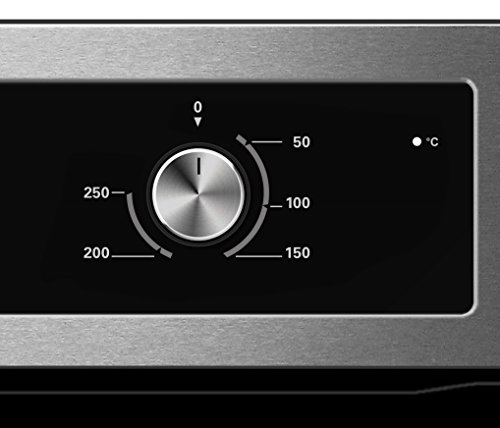 41K2RXX8Y4L - Cookology Built-in Electric Single Fan Oven in Stainless Steel with Programmable Timer & Digital Clock | COF605SS