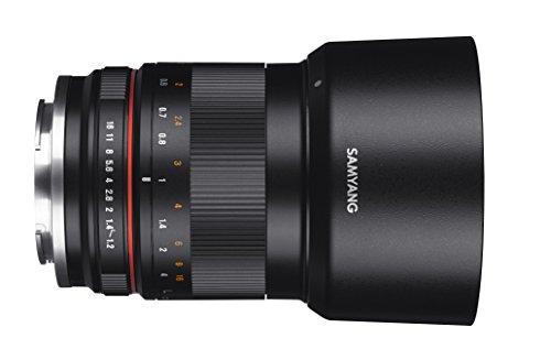 Samyang 50 mm F1.2 CSC Lens for Sony E Camera