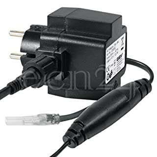GEV Trafo zu LED-Lichtschlauch MiniFlex 12V, 10 VA