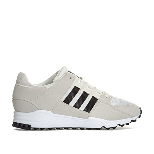 adidas EQT Support RF Sneaker Trainer (38 2/3 EU, Off White/Black)
