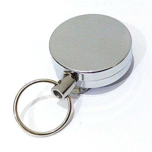 adecco-llc-silver-chroming-plastic-retractable-badge-reel-with-metal-belt-clip-key-id-badge-holder-b