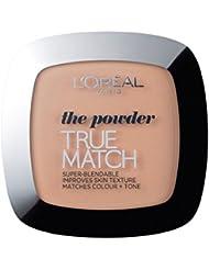 L 'Oréal Paris Make Up Designer–Vereinbarung perfekt Pulver 6DW Honig