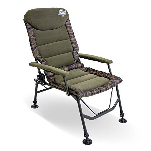 Lucx Angelstuhl Like a Big Boss/Karpfenstuhl/Carp Chair/Stuhl mit Armlehnen