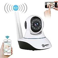 Dextel Hobimtek 360º HD Wi-Fi Kablosuz IP Kamera Bebek Güvenlik Kamerası