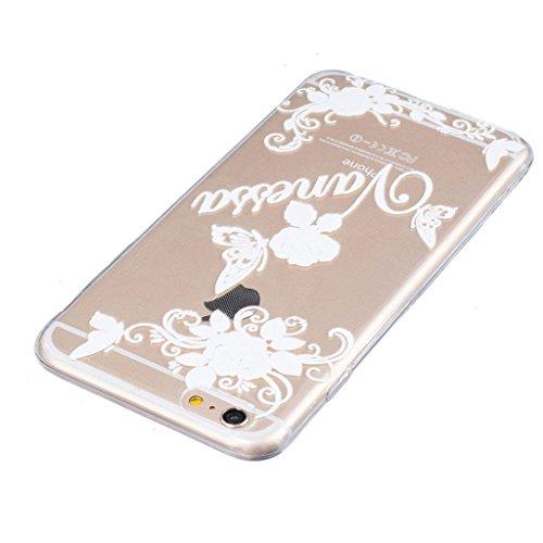 "iPhone 6 Plus Coque - MYTHOLLOGY Antichoc Housse Transparent Silicone Souple Slim Coque Pour iphone 6 Plus / iphone 6S Plus 5.5"" - HYNH BHDH"