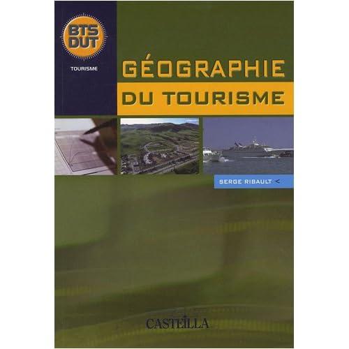 Géographie du tourisme BTS DUT