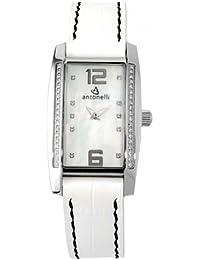 ANTONELLI 960017 - Reloj de Señora movimiento de cuarzo con correa de piel