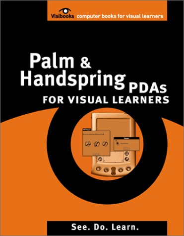 Palm and Handspring Pdas for Visual Learne Handspring Palm-os-pda