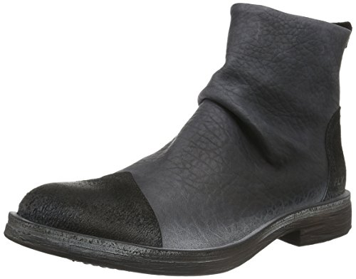 FLY London Waft820fly, Bottes Homme Gris (Antracite/black 000)