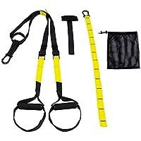 SHYSBV Gomas Elasticas Fitness Cinturón De Entrenamiento De Suspensión Cinturón De Suspensión Cinturón De Tracción Cinturón De Yoga Cinturón De Fitness Tirador De Fuerza-01