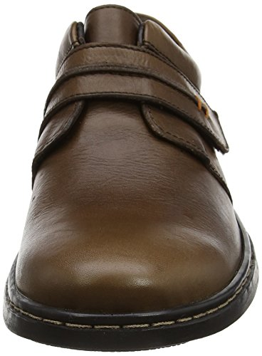 Hush Puppies Larry Hanston, Mocassini Uomo Brown (Brown)