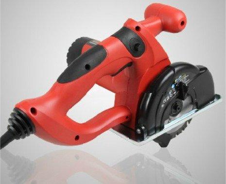 Gowe universel Mini machine de coupe en bois et métal | Scie à main électrique portable pour professionnel ou domestique | 500W 1,8kg