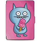 caseable - Funda infantil para Kindle (8ª generación, modelo de 2016), Ice-Bat Ice Cream