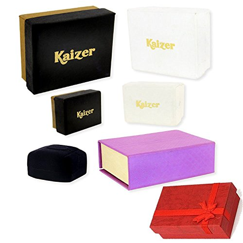 Kaizer Jewelry Multicolor Metal Pendant Necklace Set For Women
