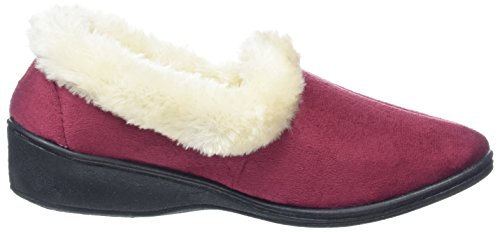 Lotus Beid, Chaussons Femme Purple (Heather)