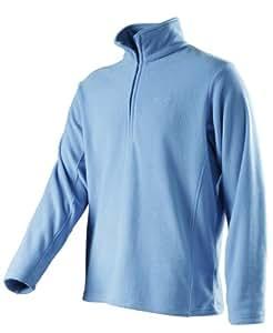 Gelert Men's Dervish 1/2 Zip Micro Fleece - Rapid Blue, L - 52