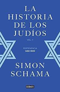 La historia de los judíos par Simon Schama