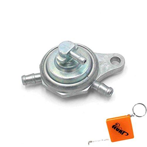 Preisvergleich Produktbild HURI Unterdruck Benzinhahn passend China Roller GY6 50ccm 125ccm 150ccm 2 Takt 4 Takt Rex Baotian