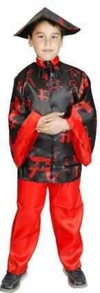 Disfraz de Chino para niño de 7 a 9 años