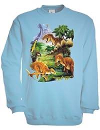 Ethno Designs Sweatshirt Enfants Dinosaurus